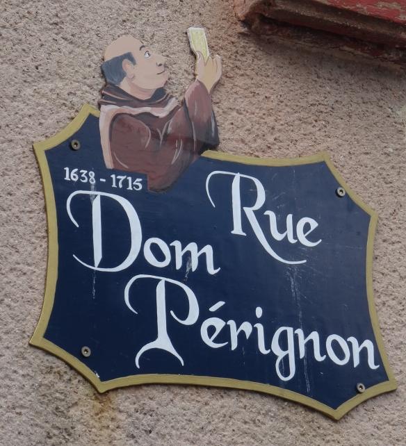 Dom Perignon Sign