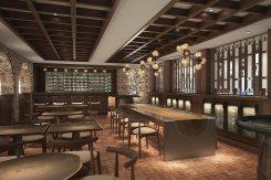 NCL cellars wine bar