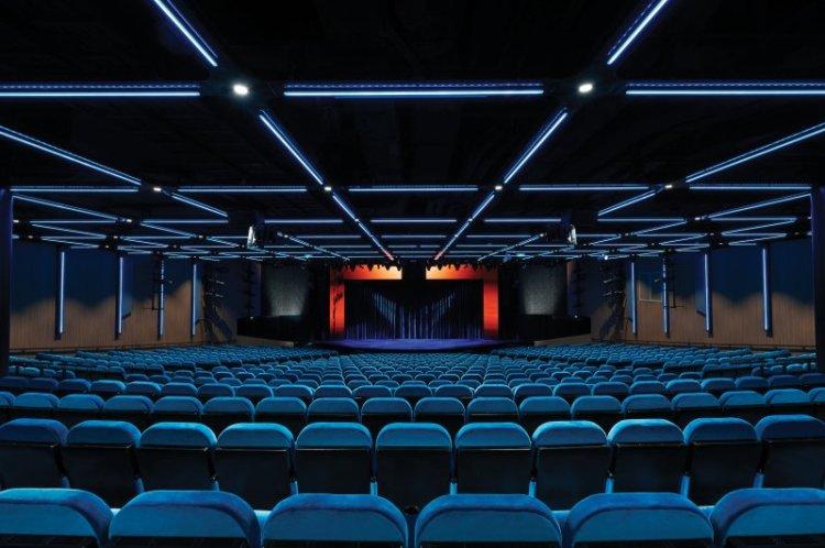 Bliss Theater on Norwegian Bliss